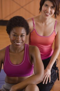 YMCA trainers help members reach their fitness goals.