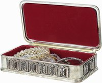 With enough dedication, an Altoids tin could be an excellent jewelry box.