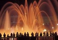 The fountains of Bellagio are choreographed by computer programs.