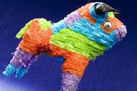 An indestructible pinata creates a fun birthday prank.
