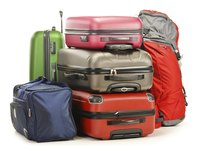 Sturdy luggage is good, but heavy materials can add to the bag's weight.