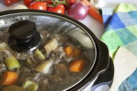 Choose a slow cooker marked lead-free to ensure there is no risk of potential lead poisoning.