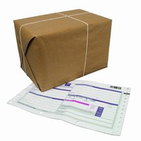 Choose among a variety of ways to ship your package overseas.