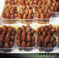 Purchasing pitted dates will save you a step when prepping the dish before freezing.