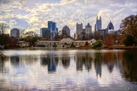 Piedmont Park first opened to the public in 1904.