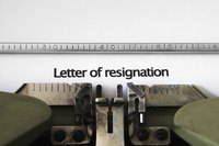 A sudden flurry of management resignations is a warning sign.
