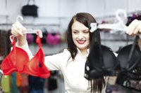 Remove the underwire from a bra to save an unwise purchase.