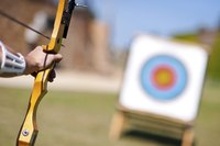 Selling archery equipment to your customers may boost your earnings.