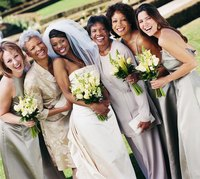 The bridal industry provides services for everyone in the brides entourage.