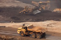 Strip mining acquires minerals at artificially low costs by destroying local ecologies.