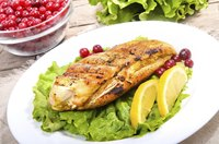 Chicken, beef and fish provide methionine.