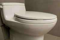 Functional bathroom plumbing depends on good drainage