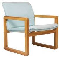 "Teak was widely used in ""Danish modern"" furniture."