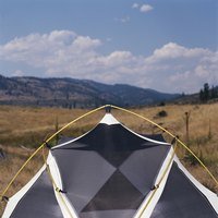 Eastern Washington is quite dry, so your tarp can serve as a shade tent.