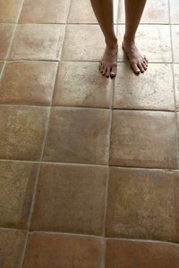 Porcelain tile can be made to resemble other materials.