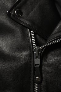 Keep your leather jacket away from sharp objects so you don't have to worry about tears.