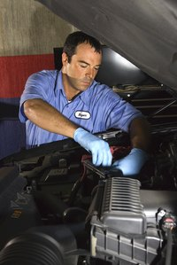 Experience and certified technicians earn higher-end salaries