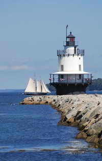 The Northeast's variety of activities may include a relaxing lighthouse tour or an itinerary-filled visit to the Big Apple.