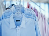 Wear classic neutral and pastel shirts for business.