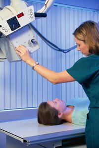 Radiologist assistants work in hospitals, clinics and doctor's offices.