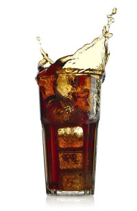 Drinking too much soda may increase your risk for weight gain.