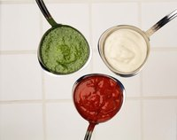 Ways to thicken sauce include using pancake mix, flours, starches and even vegetables.