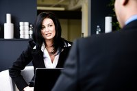 The interviewing process is a key part of a company's staffing function.