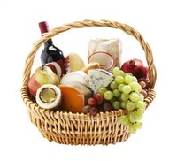 Create personalized gift baskets to show employees your appreciation.