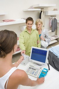 Planning retail store operations includes staff scheduling and inventory control.
