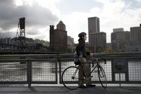 Guided and self-guided bike tours showcase trendy Portland.