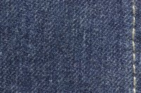 Recycle jeans into a hard-wearing denim scatter rug.