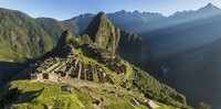 Machu Picchu's altitude of nearly 8,000 feet poses an additional challenge for hikers.