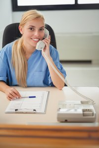 Appointment reminder calls can help medical practices avoid no-shows.