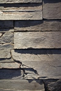 Ledgestone can provide a natural look to your wall.