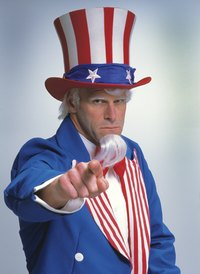 Uncle Sam wants you to make this costume.