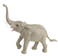 Use classic silver duct tape to simulate an elephant's gray hide.