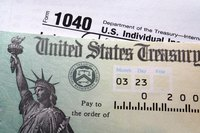 The IRS will replace lost, stolen or damaged refund checks.