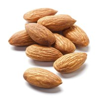 Snacking on a handful of almonds twice a day may help you lose weight.