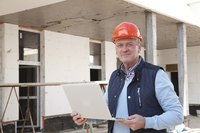 Commercial property inspections may include a building inspection.
