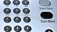 How to Receive a Fax in a Fax Machine