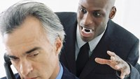 How to Deal With a Mean Spirited Coworker or Employer