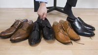 What Type of Shoes to Wear on a Job Interview?