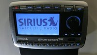 Connecting a Sirius Auto Radio to a Stereo Audio Input