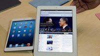 Does the Size of the iPad Matter for Speed?