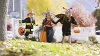 The Best Time for Kids to Trick or Treat