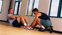 What Type of Conditioning Exercise are Sit Ups?