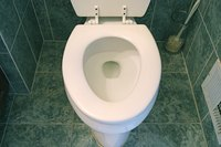 How To Clean Yellow Stains In Toilet Bowls Ehow