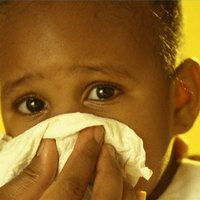 How to Clear a Babys Stuffy Nose