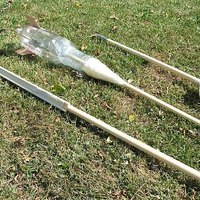 how to make a great bottle rocket designs for distance