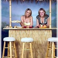 How To Make A Tiki Hut For A Luau Ehow